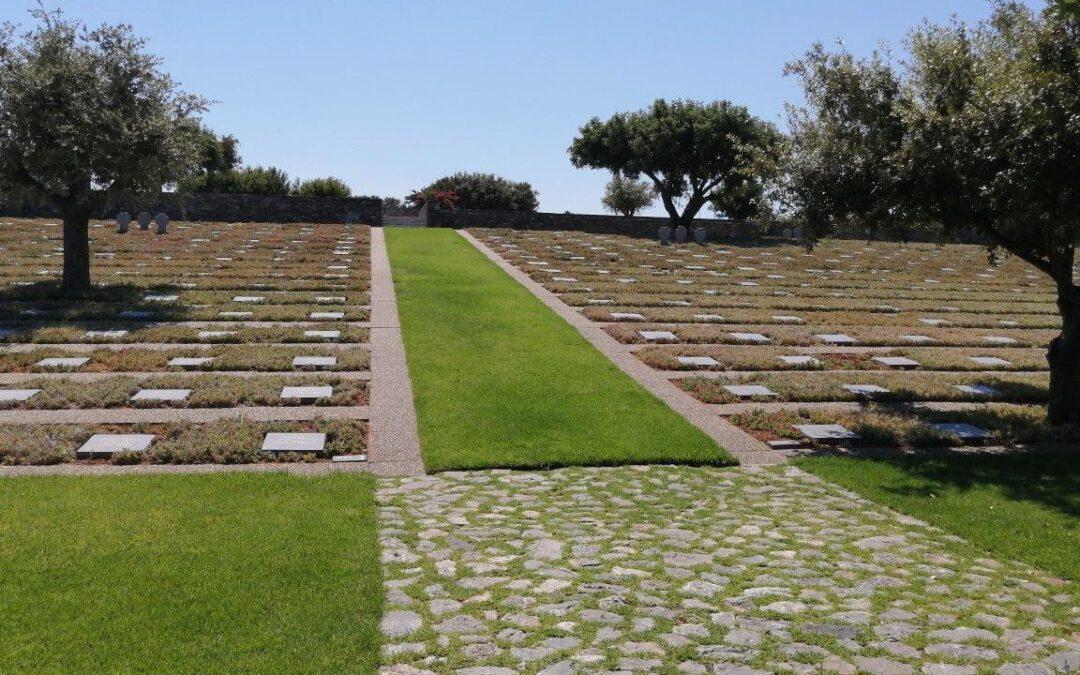 Deutsche Kriegsgräberstätte Maleme